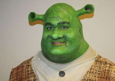 Our Shrek!