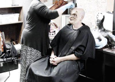 Haunt Suzanne Makeup