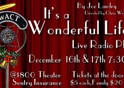 It's a Wonderful Life 12-2016